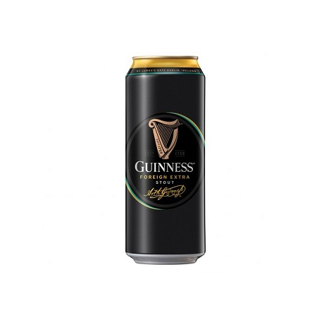 Guinness Can 500ml Pack Of 6