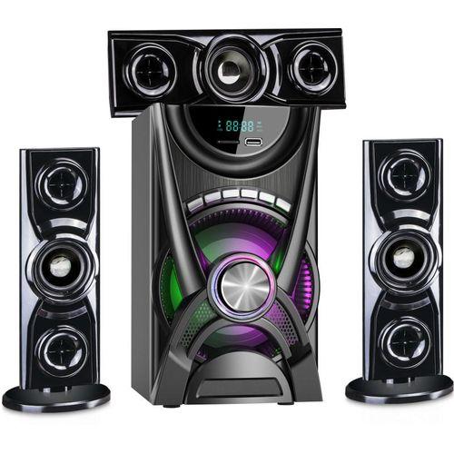 Ampex 2.1CH Bluetooth Subwoofer-FM,BT,AC/DC