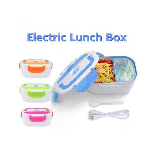 Portable electric food heater food warmer lunch box heating school office food container warmer