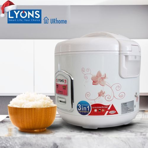 Lyons Electric Rice Cooker
