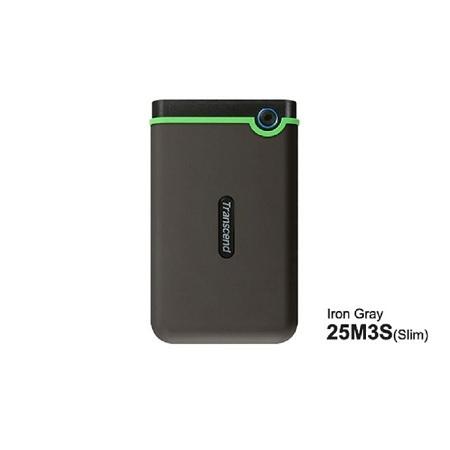 Transcend 1 TB StoreJet 2.5 M3S Portable HDD