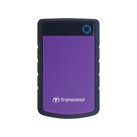 Transcend 2TB STORE JET 2.5 H3P Portable HDD