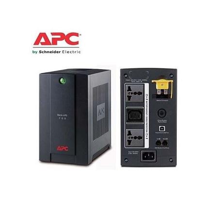 Back-UPS 700 VA, 230V, AVR, IEC Sockets
