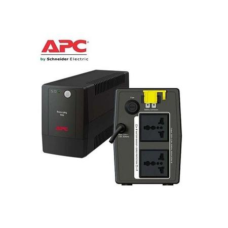 Back-UPS 650VA, 230V, AVR, Universal Sockets