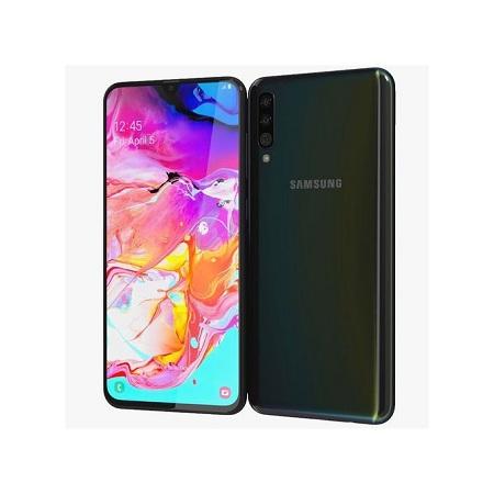 Samsung Galaxy A70 6.7 128GB + 6GB RAM 32MP Camera Black