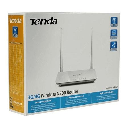 4G630 3G/4G Wireless N300 Router