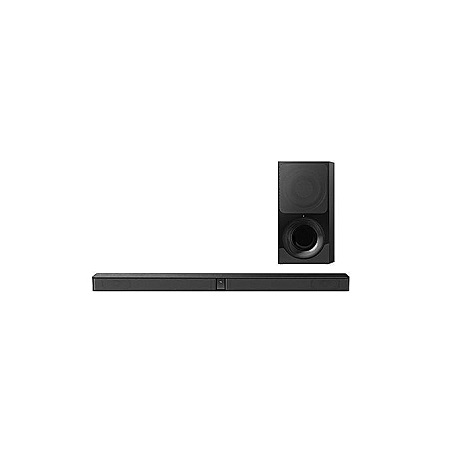 Vision Plus 2.1ch Soundbar with Bluetooth - 90W RMS - Black