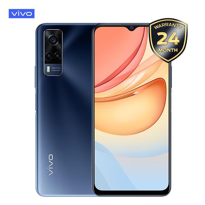 vivo Y53s - 6.58inch - 8GB RAM + 128GB ROM - Dual SIM- 4G - 5000mAh