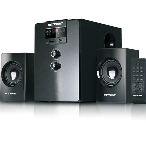 Von Hotpoint HA4531F - 2.1 Channel Speaker System - Black