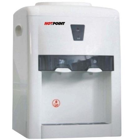 Von Hotpoint HWDC10W/VADC1001W Table Top Water Dispenser - White (Normal)