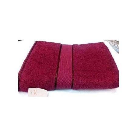 100% Cotton Bath Towel 150*100 cm - Maroon