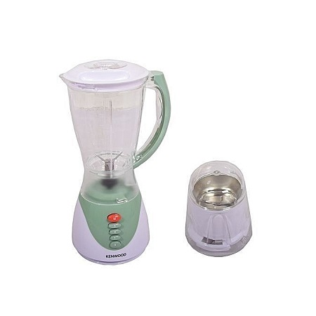 KENWOOD Highly Durable and Powerful 2 in 1 Blender with Grinder - 1.5 Litres White