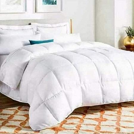 White Cotton Duvet Set