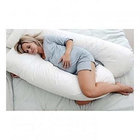 Maternity Back & Belly Contoured Body Pillow