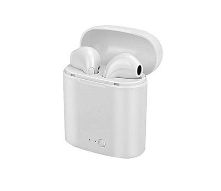 i7s Wireless Bluetooth Earphones for Android Phones.