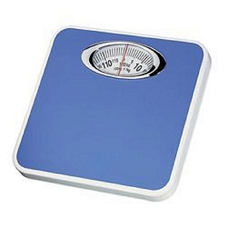 Body Health Digital Scale- Blue
