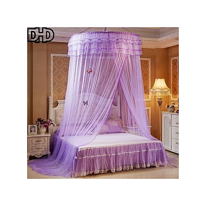 Round Decker Mosquito Net - Free Size