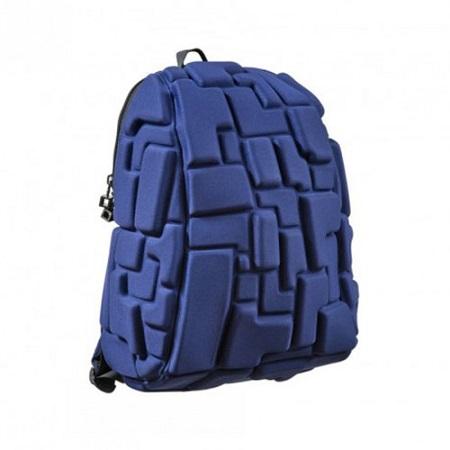 Antitheft Bag With Earphone/Headphone Jack Port-Blue
