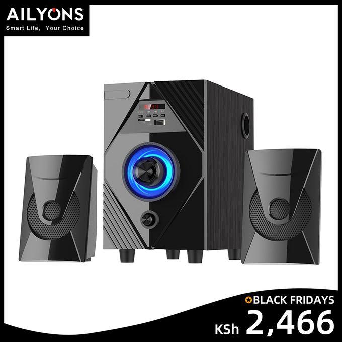 AILYONS ELP-2561, 3D Acoustic Multimedia Speaker System