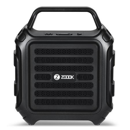ZOOOK ZB-Rocker Thunder X - Bluetooth Speaker - 8W - Black