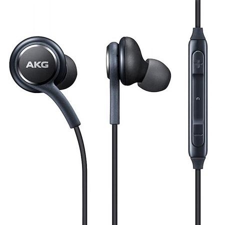 Samsung Music Earphones Tuned by AKG - With superior sound qualit