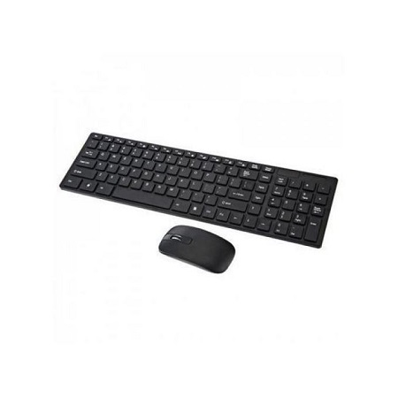 Wireless Keyboard - Black